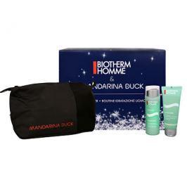Biotherm Dárková sada pleťové a tělové péče pro muže Aquapower