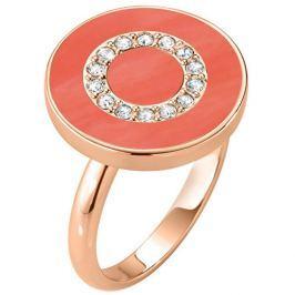 Morellato Bronzový prsten ze stříbra s krystaly Perfetta SALX18, 52 mm
