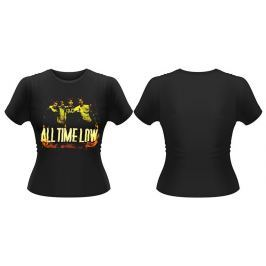 All Time Low - Metal Finger, dámské tričko M