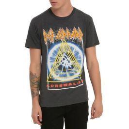 Def Leppard - Adrenalize, pánské tričko M