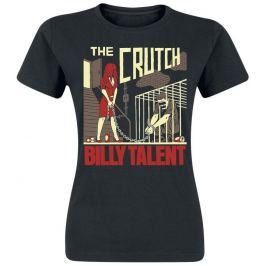 Billy Talent - Crutch, dámské tričko L