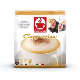 Tiziano Bonini Caffe Bonini Capuccino kapsle pro kávovary Dolce Gusto