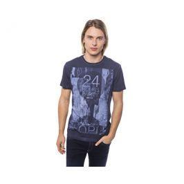 GAS Pánské tričko Blue Shadow 542857 182037sp, S