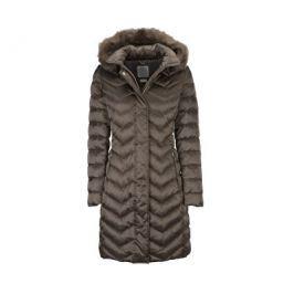 Geox Dámská bunda Woman Down Jacket Bungee Cord W7425H-T2411-F1432, 40