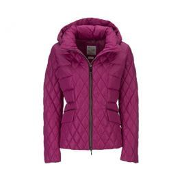Geox Dámská bunda Woman Down Jacket Berry Pink W7425Y-T2410-F8222, 34