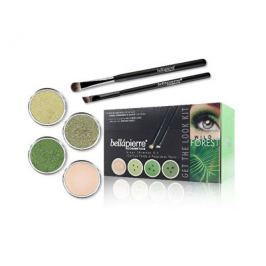 bellápierre Profesionální sada na oči Get The Look (Eye palette Kit), Smokey Eyes