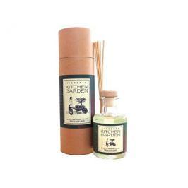 Fikkerts LTD Vonný difuzér Bazalka a mateřídouška (Basil & Lemon Thyme Reed Diffuser) 200 ml