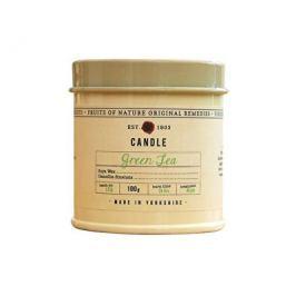 Fikkerts LTD Vonná svíčka v plechu Zelený čaj (Candle) 100 g
