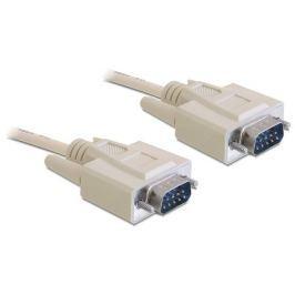DeLock kabel RS-232 serial Sub-D9 M/M 1 m