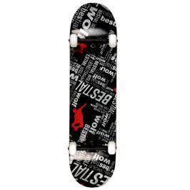 Bestial Wolf Skateboard  Underwolf 79 cm
