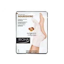 Iroha Vyživující maska na nohy a nehty s arganovým olejem (Nourishing Foot Mask Socks Argan) 2 x 9 m