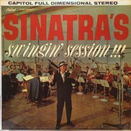 Frank Sinatra : Swinging' Session LP