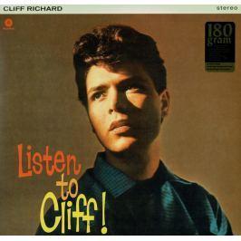Cliff Richards : Listen To Cliff! LP