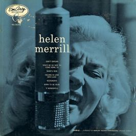 Helen Merrill : With Clifford Brown LP