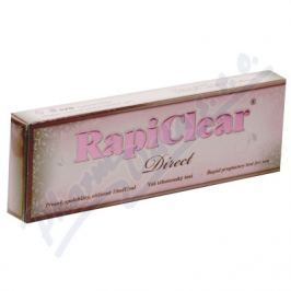 CLEARSKIN Těhotenský test RapiClear direct Super Sens.1ks