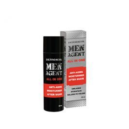 Dermacol Omlazující gelový krém a balzám po holení Men Agent (Anti-Aging Moisturiser After Shave) 50