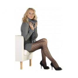 Evona Černé dámské punčochové kalhoty Peggy-999, 164-108, 164-108