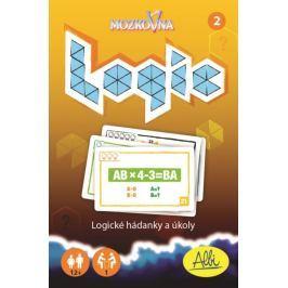 ALBI Hra  Mozkovna Logic 2 - hádanky