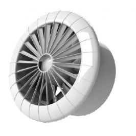 Ventilátor strop.kul.lož.100mm,čas.doběh