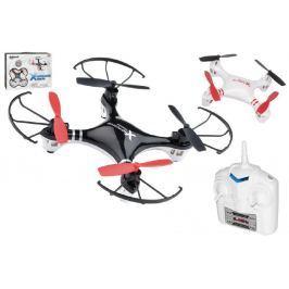 Wiky Dron RC bez kamery 15cm USB pro dobíjení plast na baterie asst 2 barvy v krabici