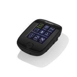 """GoGEN MP3/MP4 přehrávač  MXM 421 GB4 BT B, s 1,7"""" displejem a bluetooth, černý"""