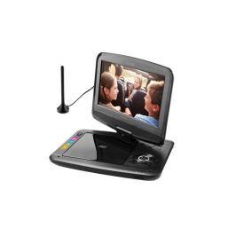 GoGEN DVD přehrávač  PDX 923 SU DVBT2, přenosný, s USB PVR, SD a HDMI
