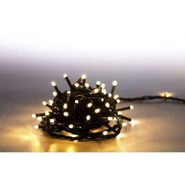 Řetěz světelný 200 LED 10 m - teplá bílá