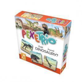 BETEXA, zásilková služba, s.r.o. Pexetrio - Znáš dinosaury?