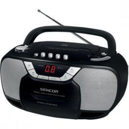 SENCOR SPT 207 RDMGF S CD Radiomagnetofony