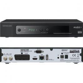 SENCOR SDB 6010SI DVB-S2 IRDETO USB PVR Satelitní přijímače