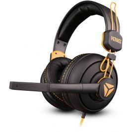 Yenkee YHP 3010 HORNET Sluchátka herní sluchátka/mikrofony