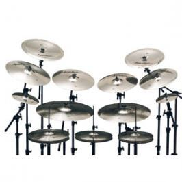 ANATOLIAN BS 20 CRH BARIS CRASH akustické bicí