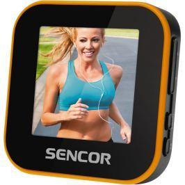 SENCOR SFP 6070 SPORT CLIP 8GB MP3/MP4 MP3 přehrávače