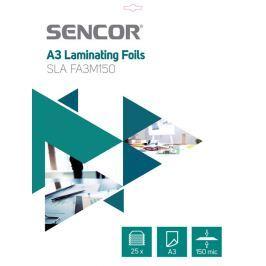 SENCOR SLA FA3M150 Fólie A3 150mic 25ks