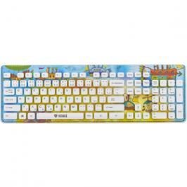 Yenkee YKB 1020BE USB Klávesnice FANTASY klávesnice