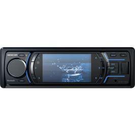 SENCOR SCT 8017BMR AUTORÁDIO S USB/SD/BT Auto Hi-Fi