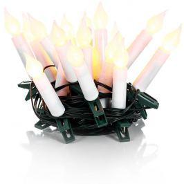 RETLUX RXL 231 svíčky 20LED 5+5m WW TM