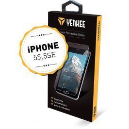 Yenkee YPG NO07 ochr. sklo iPhone 5SE