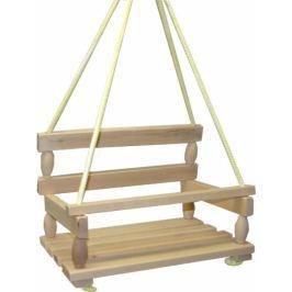 Houpačka UNI, dřevěná houpačky a klouzačky