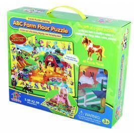 Puzzle 48 podlahové - zvířata Pro nejmenší