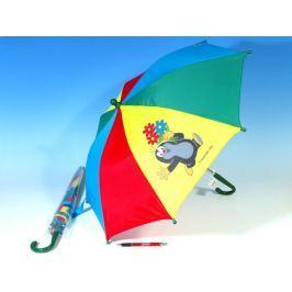 Rappa Deštník Krtek mechanický 2 obrázky Děštníky