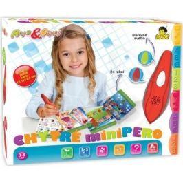 HREJ SI A OBJEVUJ! Interaktivní hra pro děti - Chytré minipero s kvízem