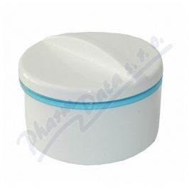 OBZOR Dentální dóza  bílá/modrá