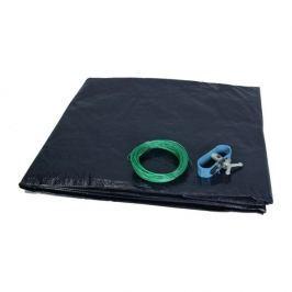 Plachta krycí Marimex kruh pro bazény 3,66 m SUPREME - modročerná