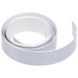 Samolepící páska reflexní 2cm x 90cm stříbrná