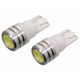 Žárovka 1SUPER LED 12V  T10  bílá 2ks