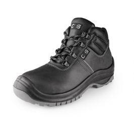 Kotníková obuv s ocelovou špicí MANGAN S3, 37