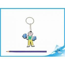 Mikro Trading a.s. Přívěsek na klíče postavička Čtyřlístek Bobík
