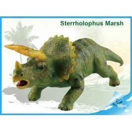 Dinosaurus - Sterrholophus Marsh