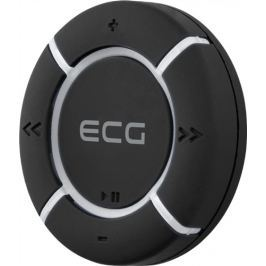 ECG MP3 přehrávač  PMP 10 4GB Black